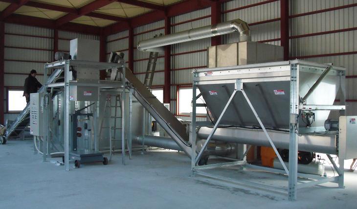 飼料・肥料製造機